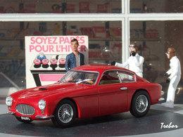 Miniature : 1/43ème - FIAT 8V Zagato