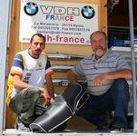 VDH France succède à VDH : interview de VDH et de Jean-Brice Moreau.