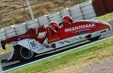 Mondial Side-car et Championnat de France Superbike au Mans