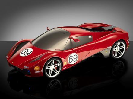 C'est officiel : la remplaçante de la Ferrari Enzo aura droit à un V8 bi-turbo