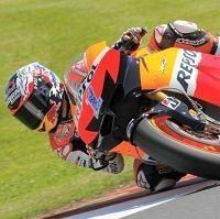 Moto GP - Grande Bretagne: Le bilan de la première journée