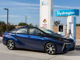 Tokyo veut 6000 voitures à hydrogène pour les JO de 2020