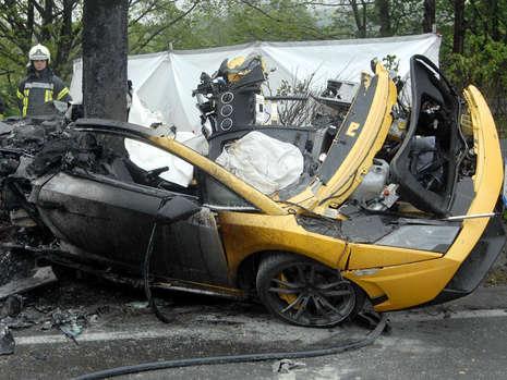 Lamborghini gallardo awd