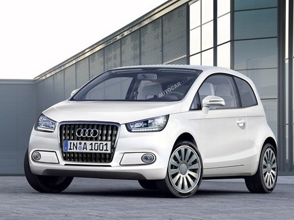 Un nouvel Audi A2 toujours à l'étude