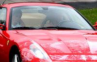 Schumi: testeur de Ferrari sur la Nordschleife ?