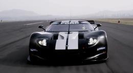 [Vidéo] Ford GT1 Matech 2010 : intimidante, vraiment