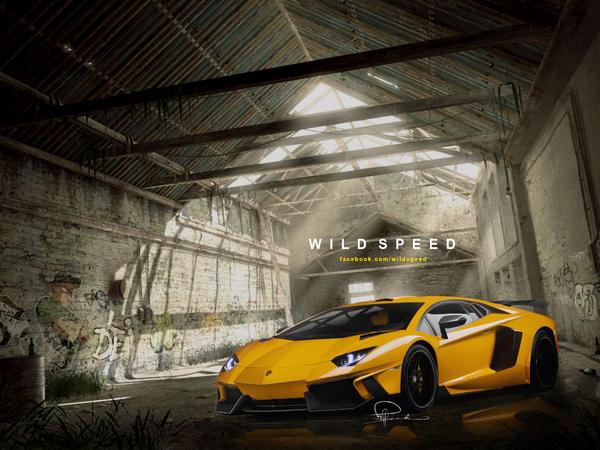 Lamborghini Aventador : on rêve déjà de la Super Veloce