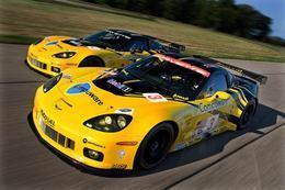 Emmanuel Collard, nouvelle recrue du Corvette Racing