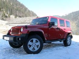 Le Jeep Wrangler bientôt en hybride ?