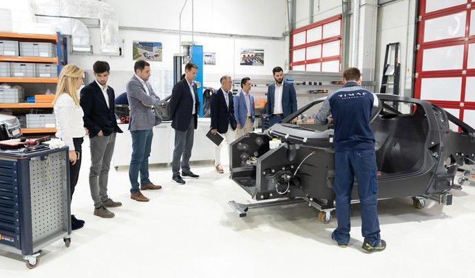 Hyundai et Kia investissent dans Rimac pour des projets électriques