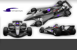 Future monoplace d'IndyCar: Au tour de Swift (16 photos)
