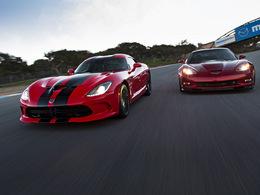 Dodge Viper contre Corvette Z06 : laquelle est la plus rapide ?