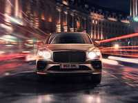 Bentley : léger restylage pour le Bentayga Hybrid