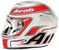 Nouvelle déco 2011 pour le Airoh GP: Run.