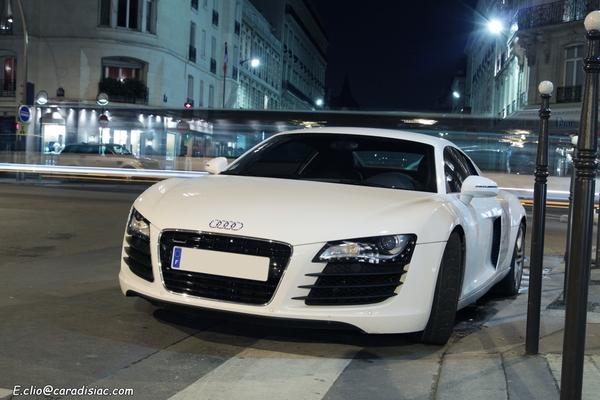 Photos du jour : Audi R8