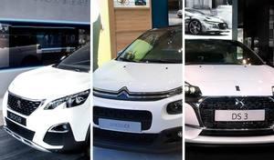 Ventes mondiales de PSA en 2017: Peugeot en grande forme, Citroën plonge