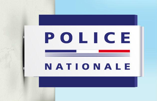 Il se fait un rail de coke sur le capot d'une voiture de police — Paris