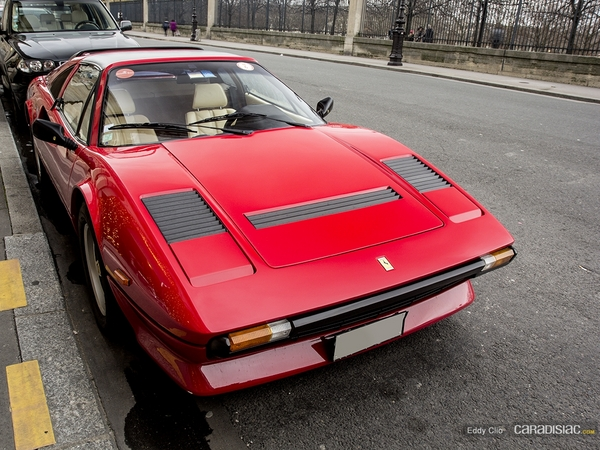 Photos du jour : Ferrari 208 Turbo