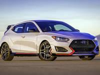 Salon de Detroit 2018 : Hyundai dévoile le nouveau Veloster et sa version N