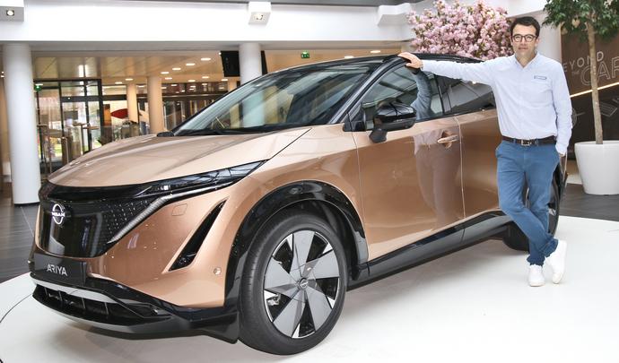 Présentation vidéo - Nissan Ariya: un crossover électrique au long cours