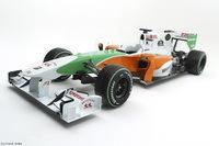 F1: Force India nous présente sa VJM-03.
