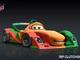 Cars 2 : avec Rip Clutchgoneski, une espèce de Caparo T1