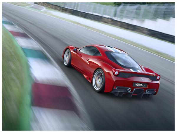 Futures Ferrari: place au turbo!