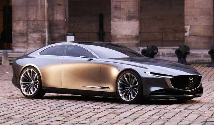 Les nouvelles propulsions Mazda pour début 2022