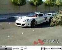 Les vidéos du jour : Porsche Mirage GT by Gemballa !!!