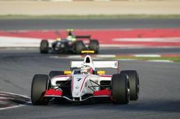 WSR Formula 3.5: La grille prend forme