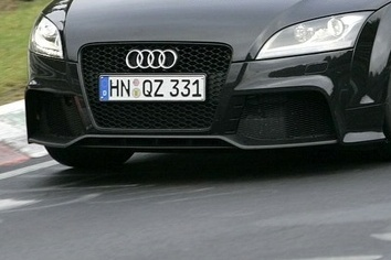 Futur Audi TT-RS : 5 cylindres, 340 ch et 450 Nm de couple