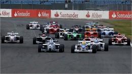 Formula Palmer: Le calendrier 2010 dévoilé