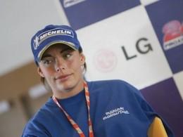 FIA GT1: Corvette et Vanina Ickx présents!