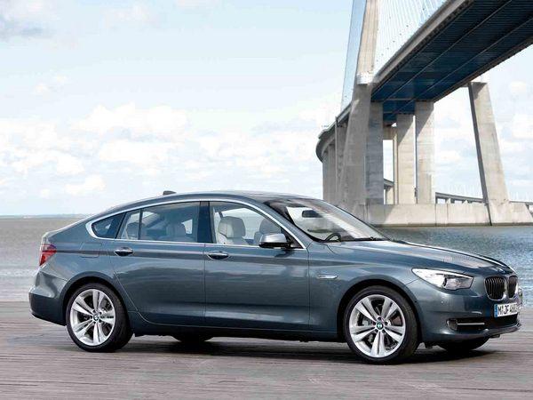 La BMW Série 5 GT aura une descendance