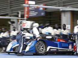 Peugeot satisfait de sa victoire aux 1000 km de Spa