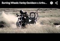 Harley-Davidson: ride et BMX avec Arthur Dietrich (vidéo)