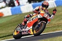MotoGP - Márquez : « nous voulons terminer sur une bonne note »