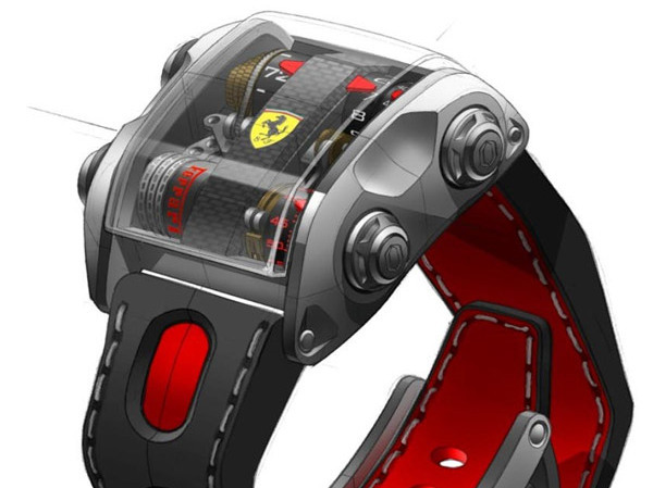 Scuderia One par Cabestan : à peine plus accessible qu'une Ferrari 599 GTO