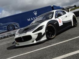 Le Maserati Trofeo prend de l'ampleur