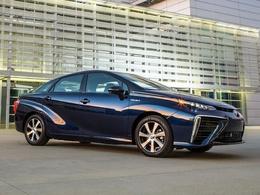 Toyota : forte demande pour la Mirai
