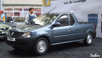 Miniature : 1/43ème - DACIA Logan pick-up