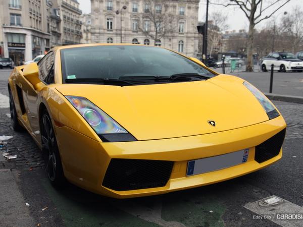 Photos du jour : Lamborghini Gallardo