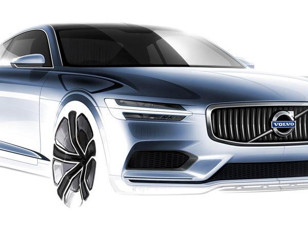 Rapid'news - Volvo voudrait une limousine...