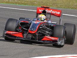Week-end à oublier pour Lewis Hamilton