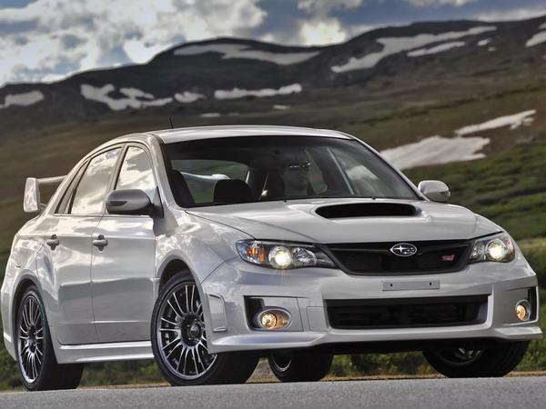 Un turbo entraîné électriquement sur la prochaine génération de Subaru WRX ?