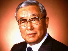 Disparition d'Eiji Toyoda, l'un des patrons historiques de Toyota