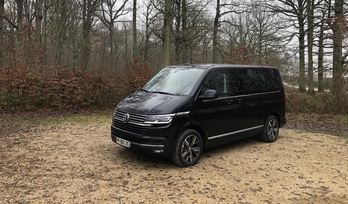 Essai vidéo - Volkswagen Multivan 6.1 : gros malus pour le minibus