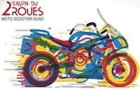 21ème Salon du 2-roues : du 21 au 23 février 2014 à Lyon