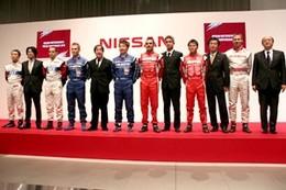 Nissan présente son programme Super GT 2010. Tréluyer toujours là!