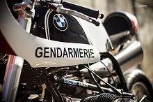Concept - BMW: l'Espagnol revisite la brigade motorisée
